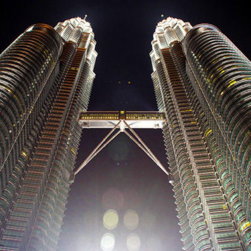 foto prewedding petronas twin towers