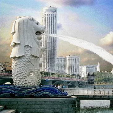 foto prewedding singapura