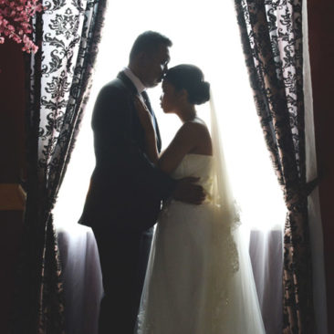 prewedding indoor studio