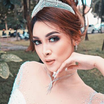 Miss Grand Indonesia Top 10 Vegiananda